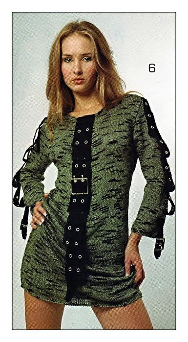 Вязание спицами модели и схемы на.  Детские платья - Вязание крючком.