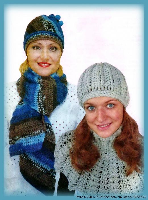 Вязание шапок на узелке: вязание крючком шапки, схема вязания шапок...