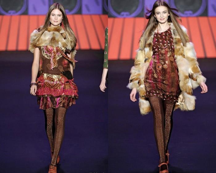 Модные шубы: сезон осень-зима 2012-2013 Меховой портал.