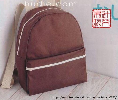 рюкзак сумка для коляски выкройка.