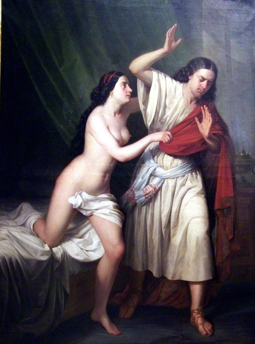 JosГ©_y_la_mujer_de_putifar_de_Antonio_MarГa_Esquivel (518x700, 200Kb)