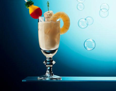 """Для приготовления коктейля  """"Нежность """", нам понадобятся следующие..."""