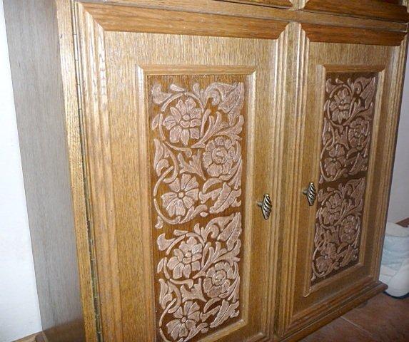 Декорировать фасад деревянной мебели своими руками Фасад своими силами быстро и просто