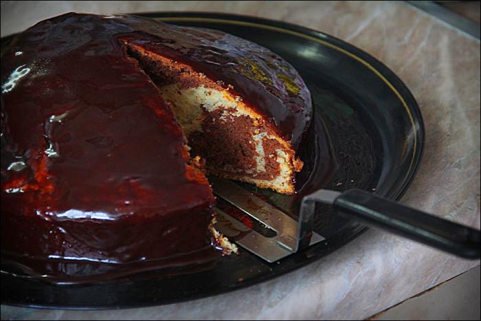 замечательная оригинальная торт лакомый кусочек рецепт с фото две недели клубом