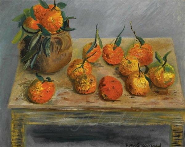 «Натюрморт с апельсинами» (600x477, 85Kb)