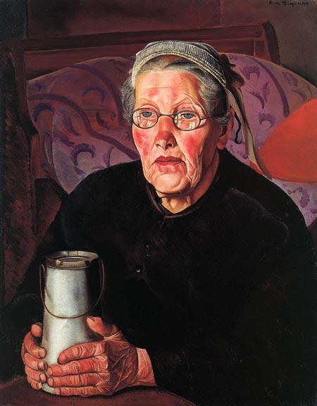 Старая бретонка, 1925 (450x576, 66Kb)