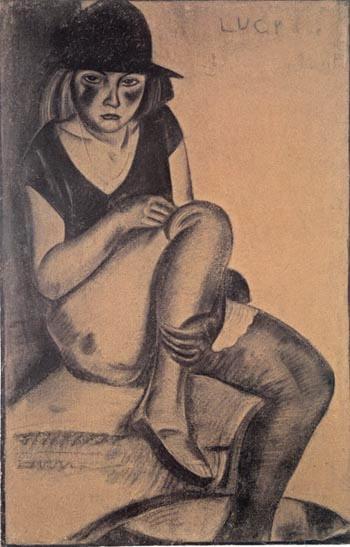 Люси, 1925 (350x547, 63Kb)
