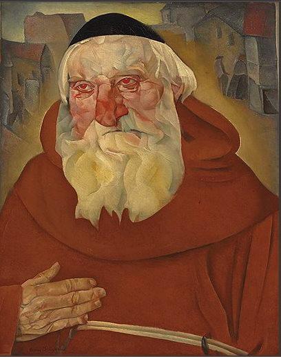 Монах. 1922 (408x517, 53Kb)