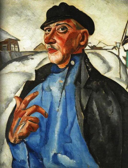Портрет Петра Бакшеева в роли Васьки Пепла (535x700, 114Kb)