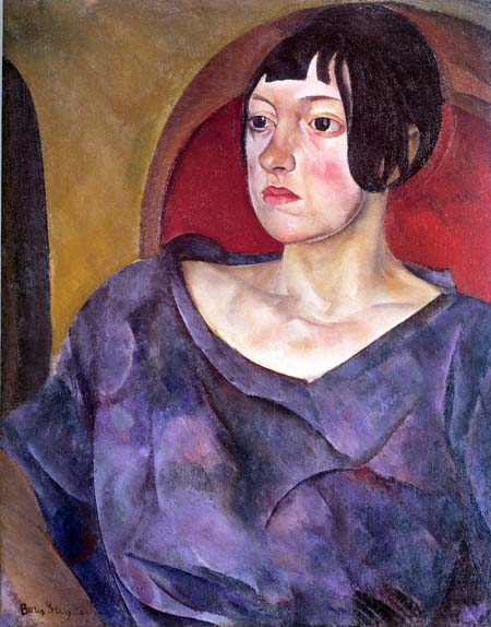 Портрет женщины, 1922 (450x574, 68Kb)