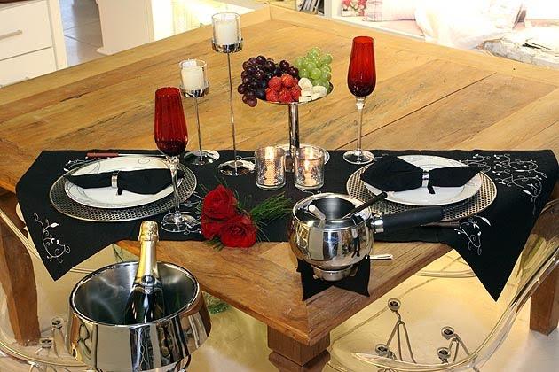 Идеальный романтический ужин