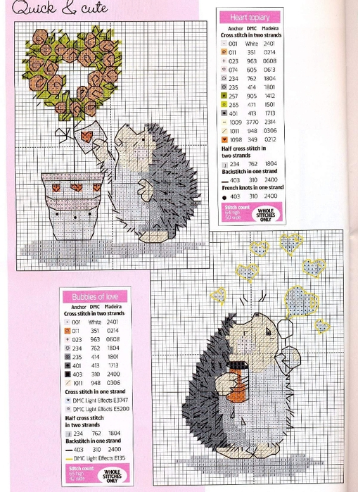 Loveable Hedgehogs_chart (509x700, 325Kb)
