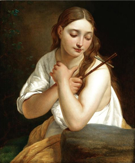 Francesco Hayez 040 - The Penitent Magdalene (570x570, 40Kb)/4711681_Francesco_Hayez_040__The_Penitent_Magdalene (472x570, 179Kb)
