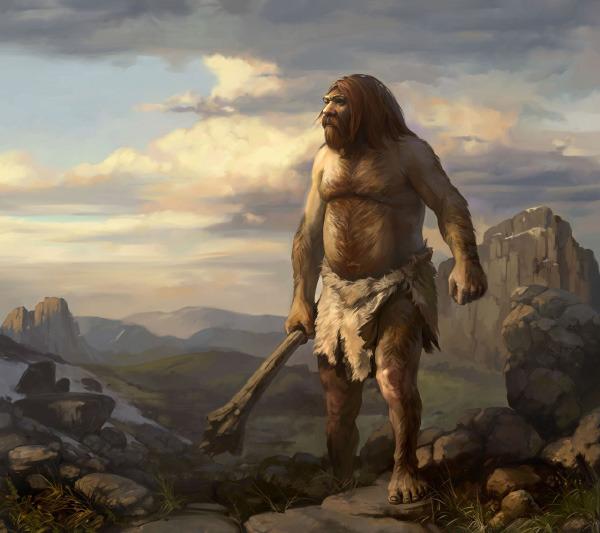 Видео порно секс неандертальцев до нашей эры