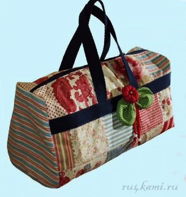 eac960f00e68 шьем сумку выкройка - Самое интересное в блогах