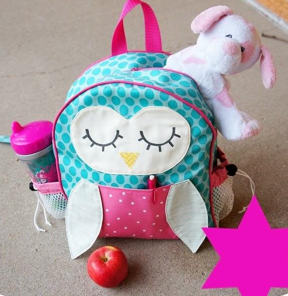 ac0416f112ba как сшить детский рюкзак - Самое интересное в блогах