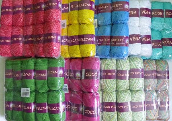 lucky ladys charm vita cotton