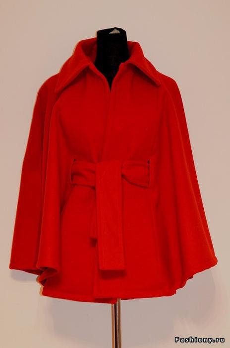 Шьем пальто мастер класс для новичков #10