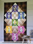 Превью Patchwork Comforters Throws & Quilts(109) (521x700, 360Kb)