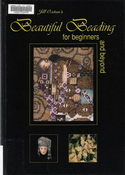 Jill Oxton Beautiful beading for beginners (400x561, 51Kb)