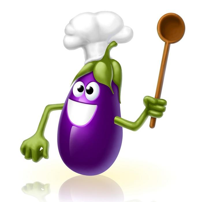 Прикольная картинка овощи