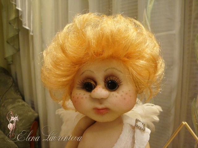 шьем скульптурно-текстильные куклы.