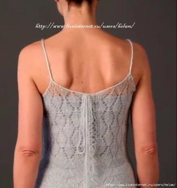 вязание спицами для женщин шарф снуд.