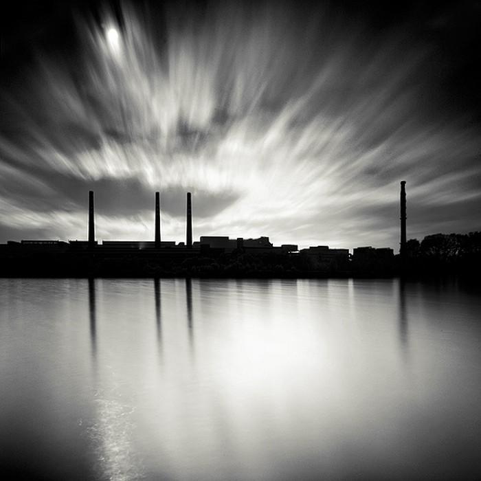 Фотографии в черно белом цвете от Martin Stavars