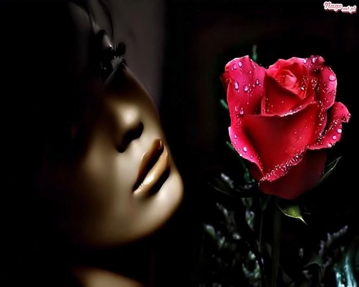 kobieta-twarz-roza (700x560, 96Kb)