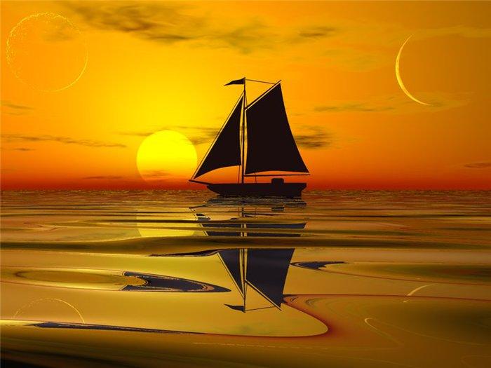 корабли картинки красивые