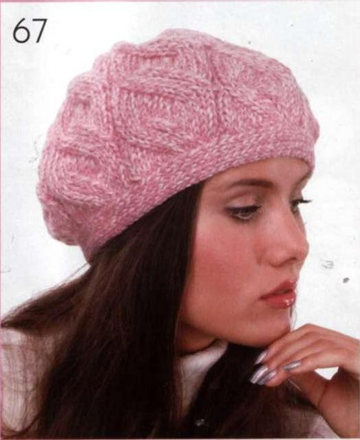 каталог таобао на русском вязанные шапки с описанием спицами