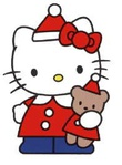 Превью Hello Kitty roupa de natal (196x265, 13Kb)