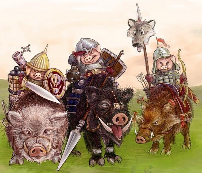 three_piglets_by_napluvayka-d2z004c (700x600, 161Kb)