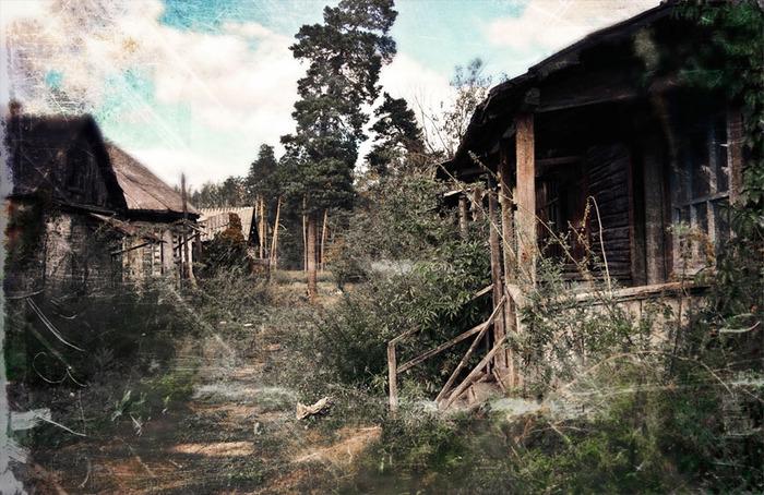 Картинки по запросу фото заброшенная деревня