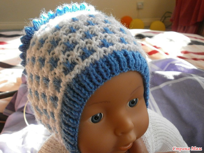 теги вязание крючком вяжем детям вяжем шапочки для малышей шапки