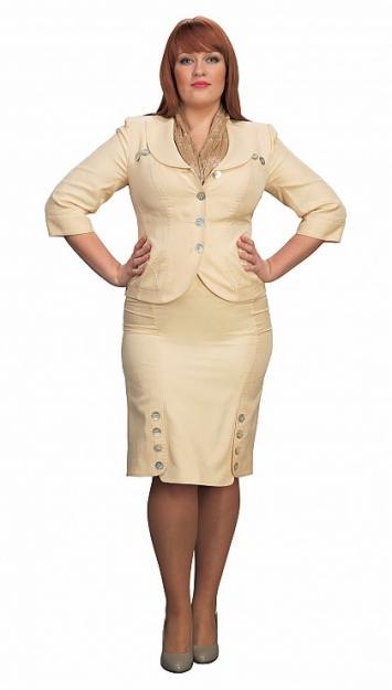 Коллекционная одежда больших размеров для полных женщин в интернет...