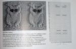 Также есть схемы и описания для вязания спицами кружев.
