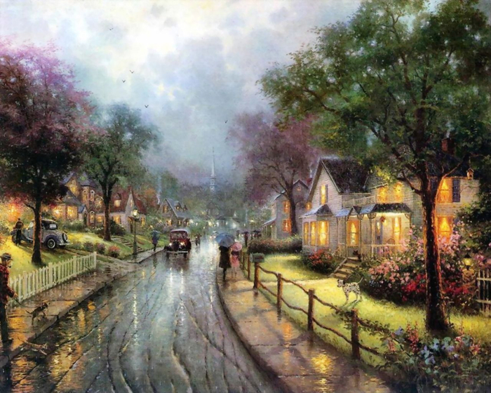 Thomas Kinkade (1) (700x560, 469Kb)