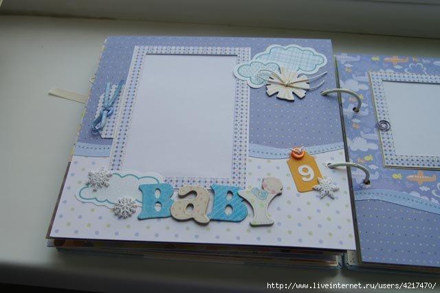 Идеи скрапбукинг для малыша фото