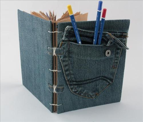 Декор детских джинс. свой цитатник или сообщество!  Часть 2. Часть 8. Хейд менд из старых джинсов.