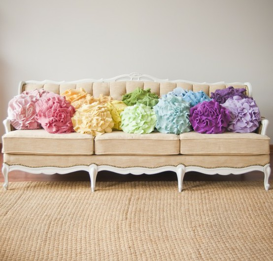 Декорируем подушку сами. Идеи и мастер-классы. Обсуждение на LiveInternet - Российский Сервис Онлайн-Дневников