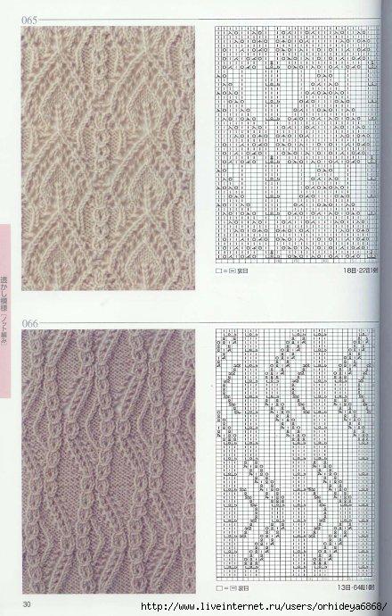 Вязание на спицах топа и маечки - Вязание спицами, модели и...