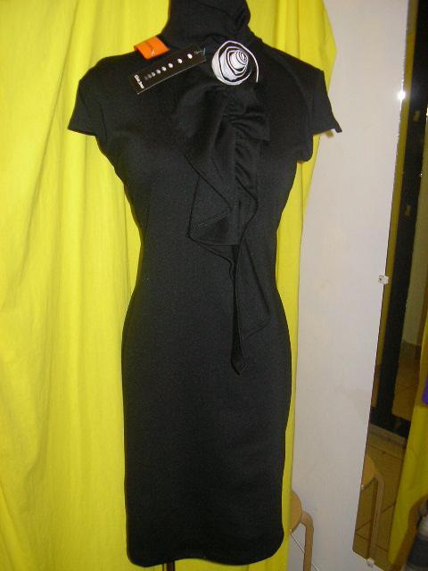 платья,стильное платье из трикотажа 2010,недорогое платье по цене...