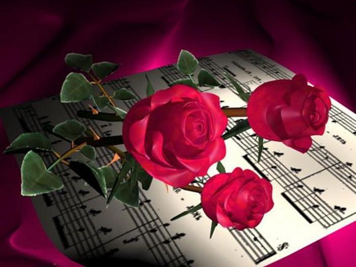 открытки день любви с музыкой все
