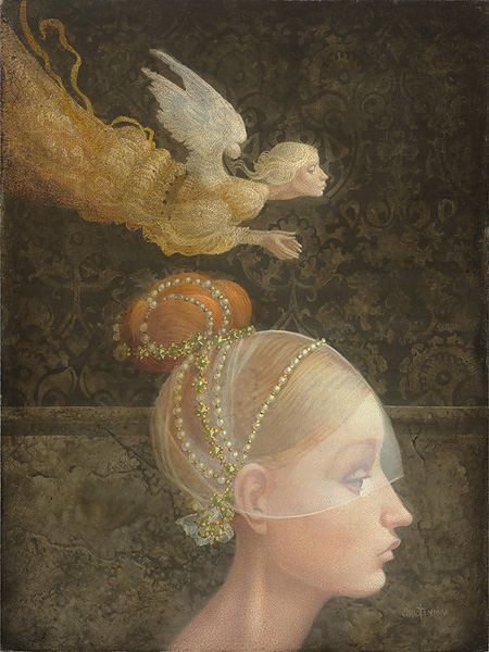 art by james christensen-angel unobserved1 (450x600, 165Kb)