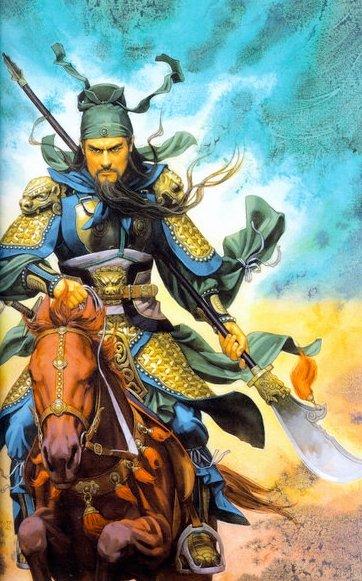 Guan Yu (362x581, 69Kb)