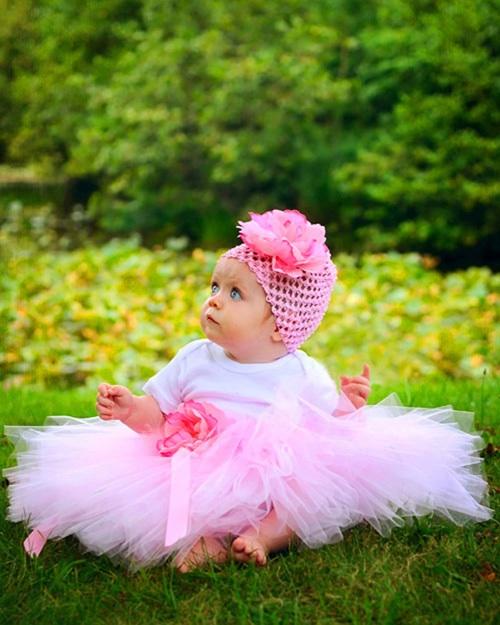 Детская юбка из фатина.  Юбка Tutu или юбка-пачка. юбка с сюрпризом...