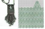 дерево бонсай из бисера схема. схемы плетения из бисера для начинающих.