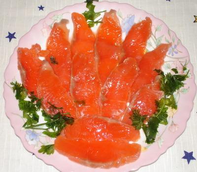Домашняя засолка красной рыбы: лучшие рецепты, секреты, советы