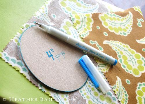 Как сделать цветы для украшения из ткани своими руками мк БиОВи.ruкоделие